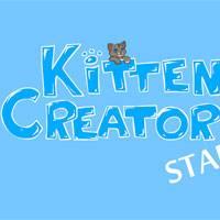 Игра Создай котенка