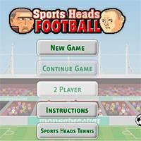 Игра Головами футбол
