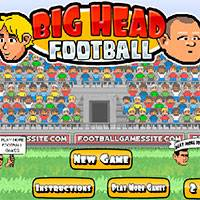 Игра Футбол головами 3