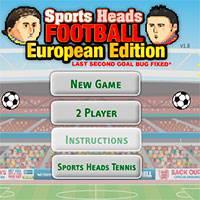 Игра Футбол головами 4