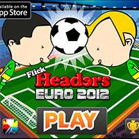 Игра Футбол головами Евро 2012
