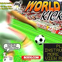 Игра Футбол штрафные удары