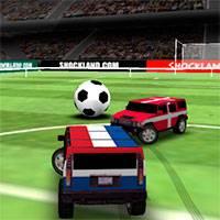 Игра Футбол на Хаммерах
