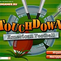 Игра Американский Футбол