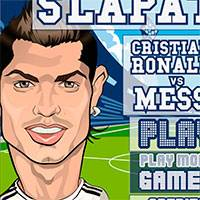 Игра Футбол Роналдо