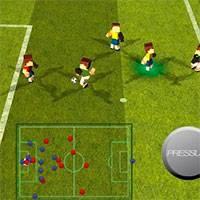 Игра Майнкрафт футбол
