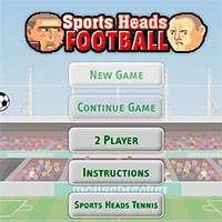 Игра Футбол головами 1