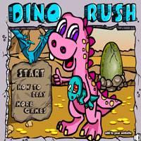 Игра Про динозавров для детей