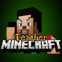 видео учитель майнкрафта мини игры