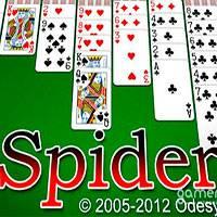 В играть онлайн паук карты пасьянс