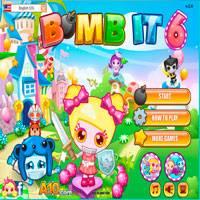 Игры девочек о бомберы 3
