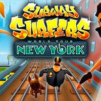Игра Subway surfers new york