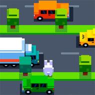Игра Кролик переходит дорогу
