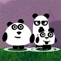 Игра 3 панды 2 онлайн
