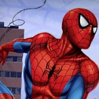 Игра 3д Человек Паук 4 онлайн