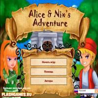 Игра Алиса в стране кошмаров онлайн