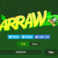 Игра Arrow io