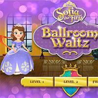 Игра Бальные танцы онлайн