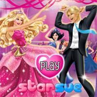 Игра Барби 12 Принцесс онлайн