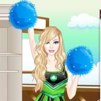 Игра Барби черлидер онлайн