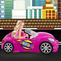 Игра Барби гонки онлайн