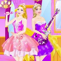 Игра Барби и поп звезда онлайн