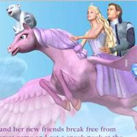 Игра Барби и волшебство пегаса онлайн