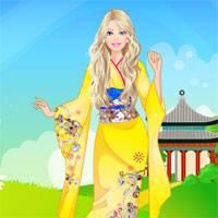 Игра Барби в Японии онлайн