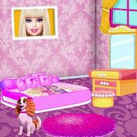 Игра Комната Барби онлайн
