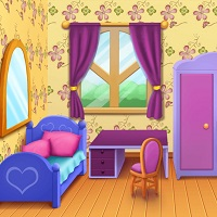 Игра Кукольный домик Барби онлайн