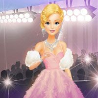 Игра Барби модель онлайн