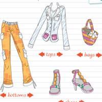 Игра Барби модельер онлайн