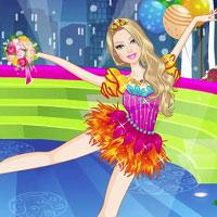 Игра Барби на коньках онлайн