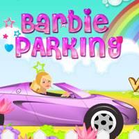 Игра Барби на парковке онлайн