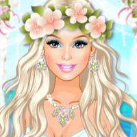 Игра Барби - невеста онлайн