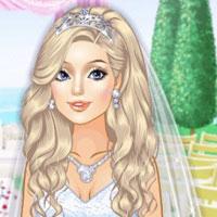 Игра Одевалки Барби на свадьбу онлайн