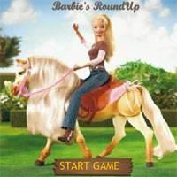 Игра Приключения Барби на ранчо онлайн
