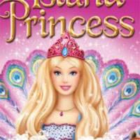 Игра Барби принцесса острова онлайн