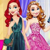 Игра Барби салон красоты онлайн