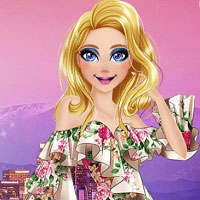 Игра Барби в сказочной стране моды онлайн