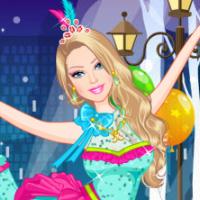 Игра Барби снежная принцесса онлайн