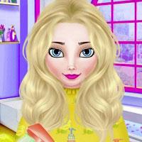 Игра Барби стилист онлайн