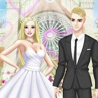 Игра Свадьба Барби и Кена онлайн