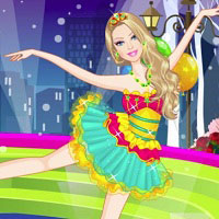 Игра Барби и танцы онлайн