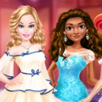 Игра Вечеринка на день рождения Барби онлайн