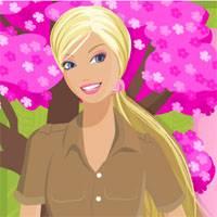 Игра Барби ветеринар онлайн