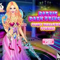 Игра Барби темная принцесса онлайн