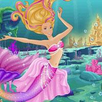 Игра Барби Жемчужная Принцесса онлайн