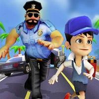 Игра Бегать по городу онлайн