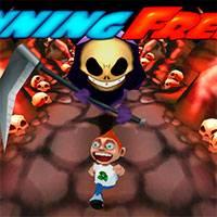 Игра Бегающий мальчик онлайн